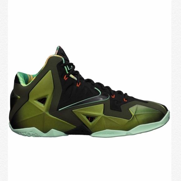 3fde596d3ead Nike Lebron 11 (King s Pride). M 5c5880053e0caa053130cea1